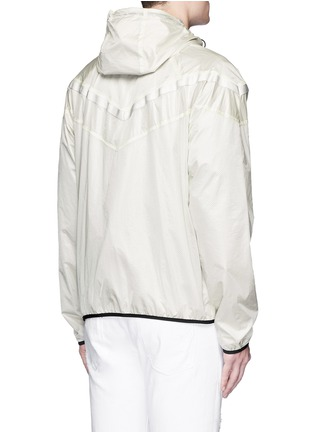 Back View - Click To Enlarge - rag & bone - 'Terrace' hooded jacket