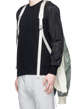 Detail View - Click To Enlarge - rag & bone - 'Manston' bomber jacket