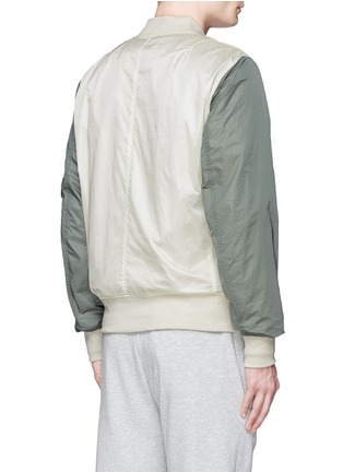 Back View - Click To Enlarge - rag & bone - 'Manston' bomber jacket
