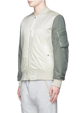 Front View - Click To Enlarge - rag & bone - 'Manston' bomber jacket