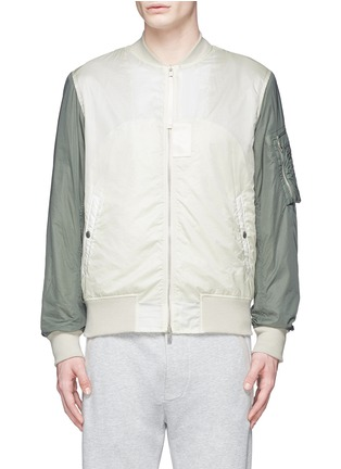 Main View - Click To Enlarge - rag & bone - 'Manston' bomber jacket