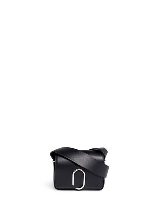 Main View - Click To Enlarge - 3.1 Phillip Lim - Alix' mini paperclip flap leather shoulder bag