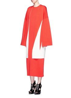MS MINMilano knit midi dress
