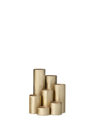 首图 –点击放大 - FERM LIVING - Brass pencil holder