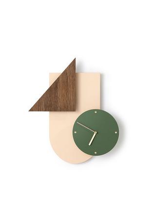 首图 –点击放大 - FERM LIVING - 几何造型挂钟