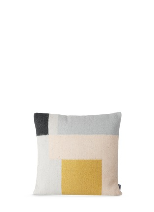 Main View - Click To Enlarge - ferm LIVING - Kelim cushion