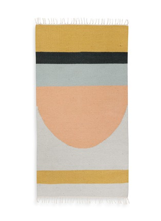 Main View - Click To Enlarge - ferm LIVING - Kelim small rug