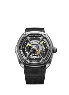Dietrich'Organic Time 3' watch