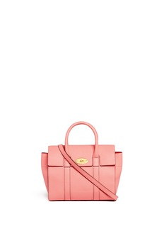 Mulberry'Small Bayswater' grainy leather tote