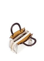 'Rogue 25' glovetanned leather satchel