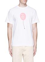 'Have A Good Time' balloon print T-shirt