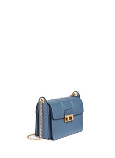 Lanvin 'Jiji' small leather chain shoulder bag