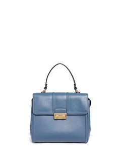 Lanvin'Jiji' small top handle leather bag