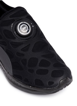 Detail View - Click To Enlarge - Puma - 'Disc Sleeve Ignite Foam' slip-on sneakers
