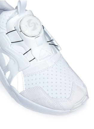 Detail View - Click To Enlarge - Puma - 'Trinomic Disc Blaze' slip-on sneakers