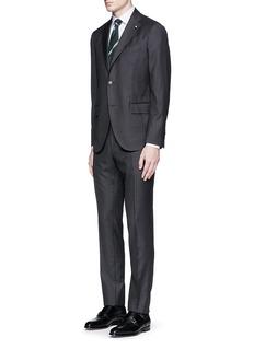 LardiniPinstripe wool suit