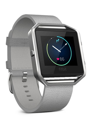 Main View - Click To Enlarge - Fitbit - Blaze fitness watch accessory band — One Size