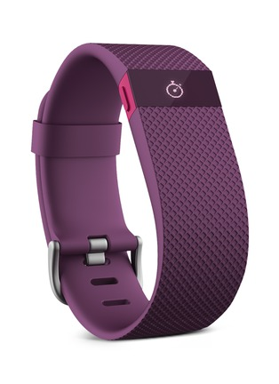 Main View - Click To Enlarge - Fitbit - Charge HR activity wristband — Large
