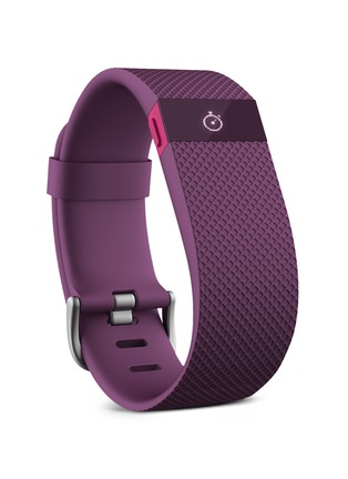 Fitbit - Charge HR activity wristband — Small