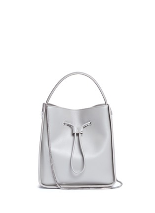 Main View - Click To Enlarge - 3.1 Phillip Lim - 'Soleil' small leather drawstring bucket bag