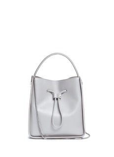 3.1 PHILLIP LIM 'Soleil' small leather drawstring bucket bag