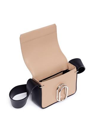 Detail View - Click To Enlarge - 3.1 Phillip Lim - 'Alix' mini paperclip flap leather shoulder bag