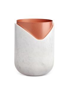 BudriRabbet marble vase