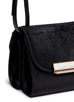 'Shoulder' ponyhair leather bag