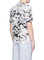 Cartoon desert print T-shirt