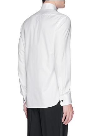 Isaia wing tip bib tuxedo shirt men lane crawford for Tuxedo shirt wing tip