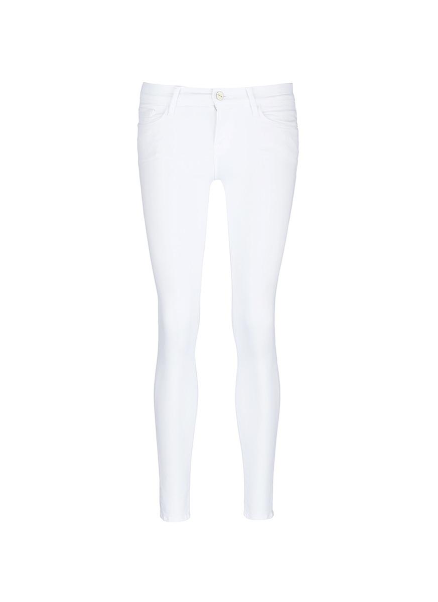 Le Skinny de Jeanne jeans by Frame Denim