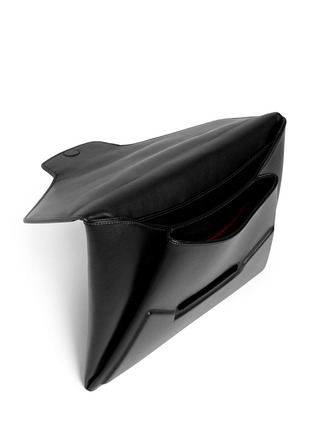 Givenchy - 'Antigona' medium 3D leather envelope clutch