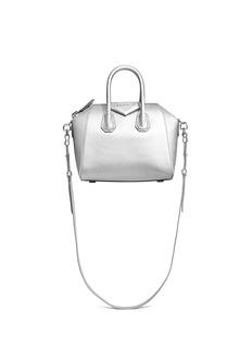 GIVENCHY'Antigona' mini leather satchel