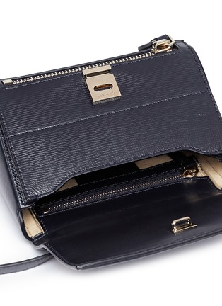 Detail View - Click To Enlarge - Givenchy - 'Pandora Box' mini leather bag