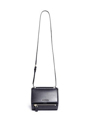 Main View - Click To Enlarge - Givenchy - 'Pandora Box' mini leather bag