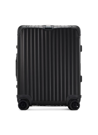 Main View - Click To Enlarge - RIMOWA - Topas Stealth Cabin Multiwheel® (Black, 45-litre)