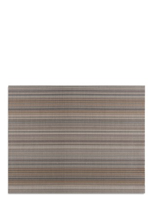 Main View - Click To Enlarge - Chilewich - Multi Stripe medium placemat