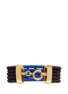 Isabel Marant 'The Wailers' tassel tiered bracelet