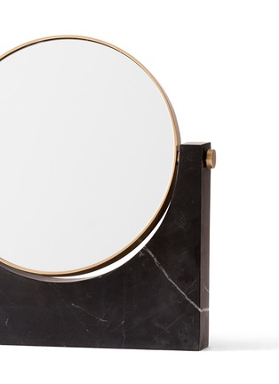 Detail View - Click To Enlarge - Menu - Pepe marble mirror