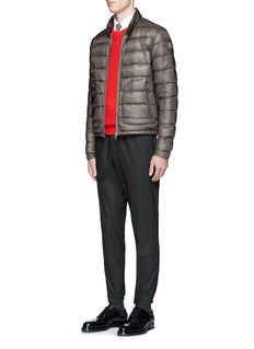 Moncler'Acorus' quilted down puffer jacket
