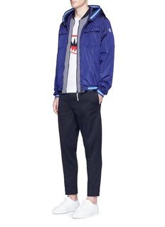 Moncler Felpa cotton sweatshirt jersey jogging pants