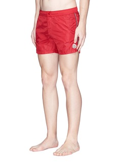 Moncler Contrast outseam swim shorts
