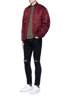 TopmanPeached fleece lined sweatshirt