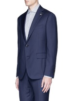'Leisure' regular fit wool suit