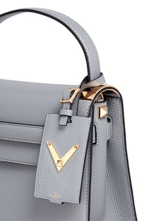 Valentino - 'My Rockstud' small top handle leather bag