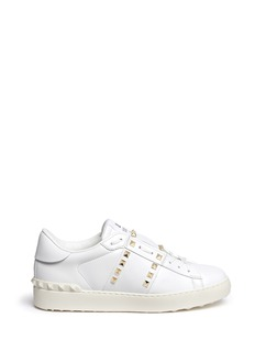 Valentino 'Rockstud Untitled 11' leather sneakers