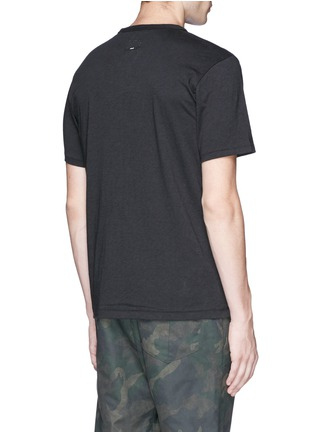 Back View - Click To Enlarge - rag & bone - 'Perfect' slub jersey T-shirt