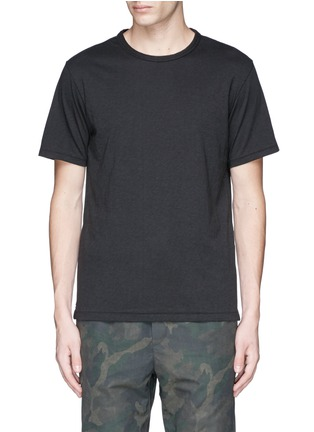 Main View - Click To Enlarge - rag & bone - 'Perfect' slub jersey T-shirt