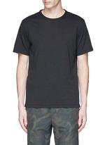 'Perfect' slub jersey T-shirt