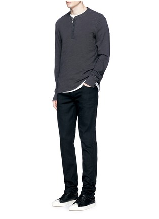Figure View - Click To Enlarge - rag & bone - 'Fit 2' rinse wash comfort jeans
